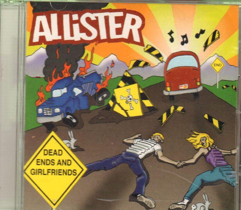 Allister-Dead Ends And Girlfriends-CD Album