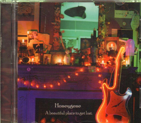 Honeygene-Beautiful Place To Get Lost-CD Album