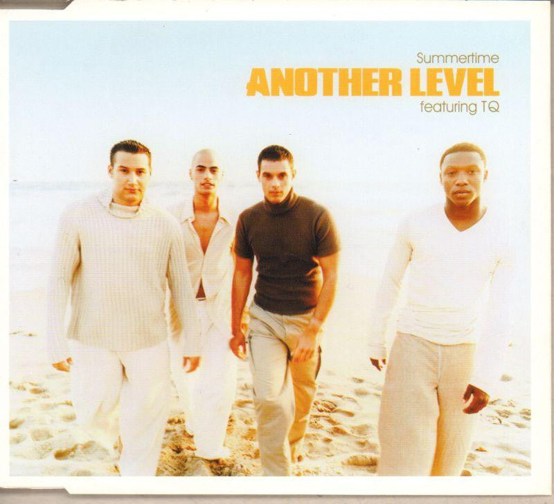 Another Level-Summertime-CD Single