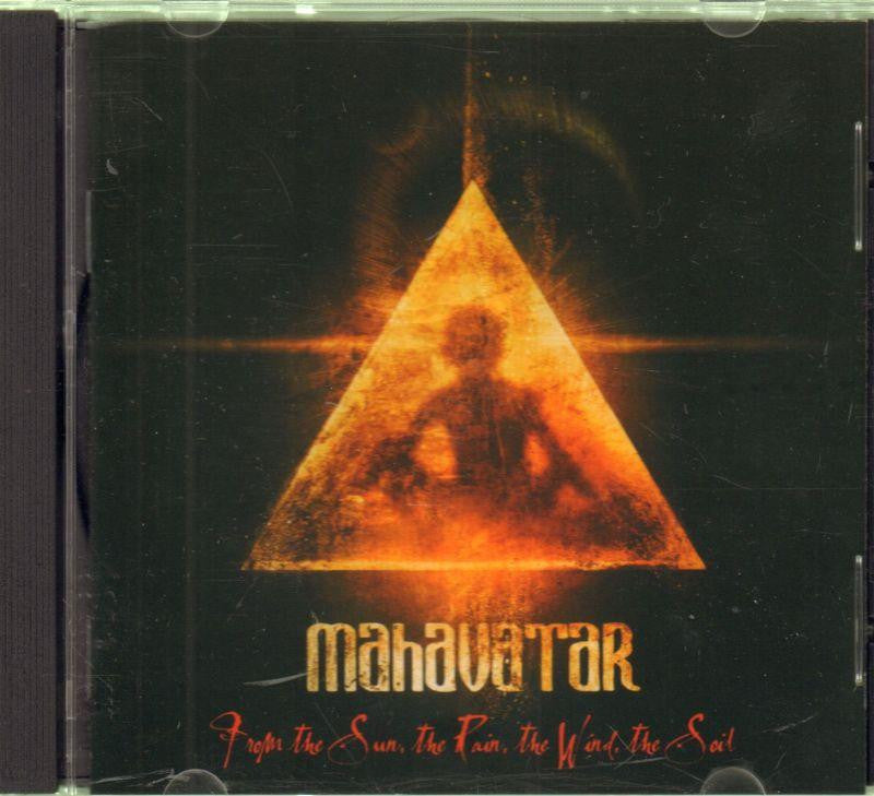 Mahavatar-From The Sun,The Rain,The Wind-CD Album