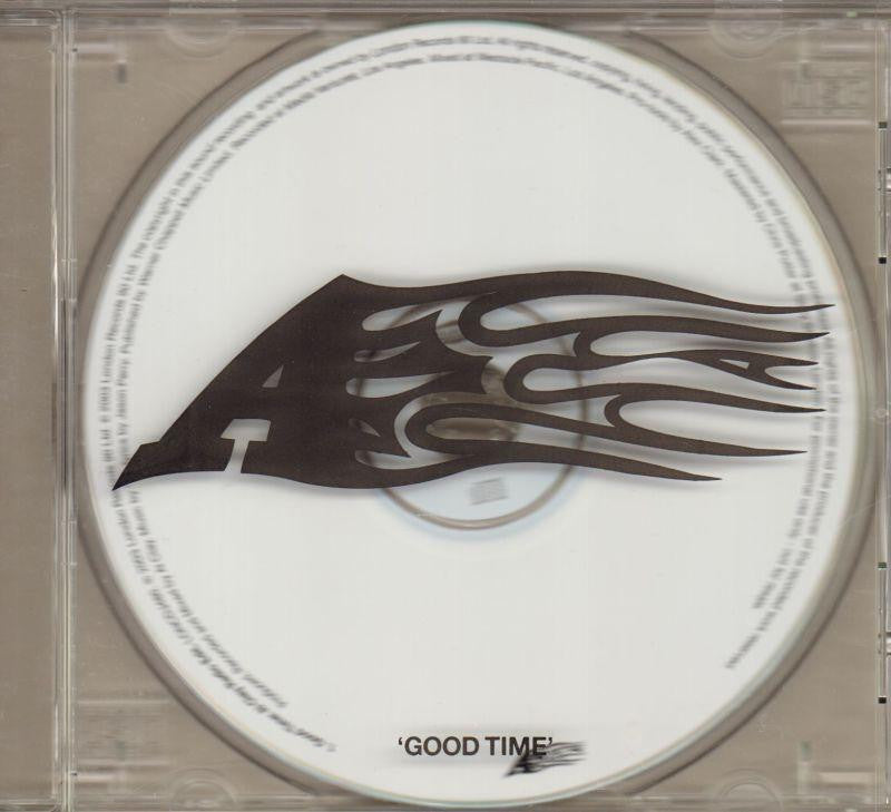 A-Good Time-CD Album