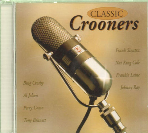 Various Easy Listening-Classical Crooners-CD Album