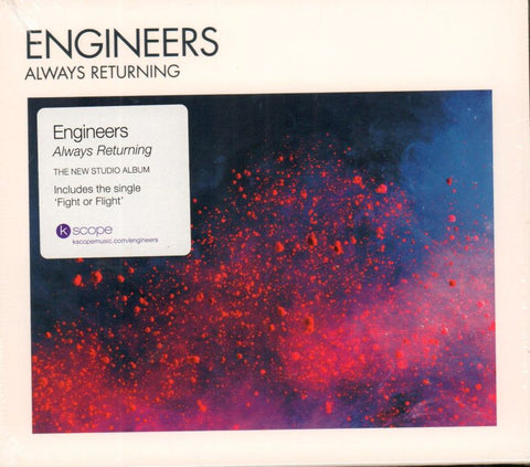 Engineers-Always Returning-K Scope-CD Album