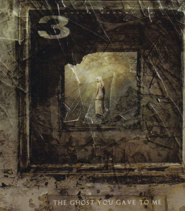 3-The Ghost You Gave To Me-Metal Blade-CD Album