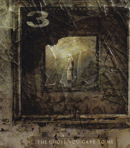 3The Ghost You Gave To Me-Metal Blade-CD Album-Like New