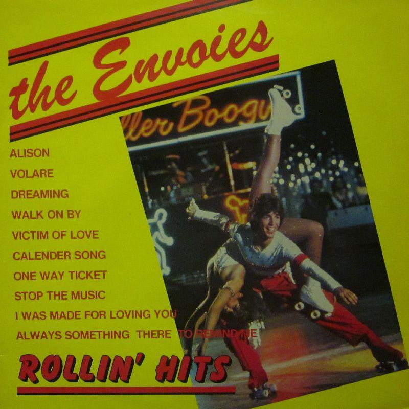 The Envoies-Rollin' Hits-Polydor-Vinyl LP