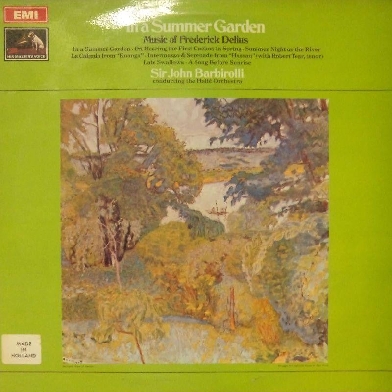 Delius-In A Summer Garden-HMV-Vinyl LP
