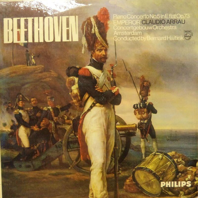 Beethoven-Piano Concerto No.5-Philips-Vinyl LP