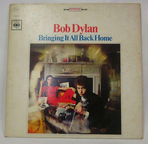 Bob Dylan-Bringing It All Back Home-CBS-Vinyl LP