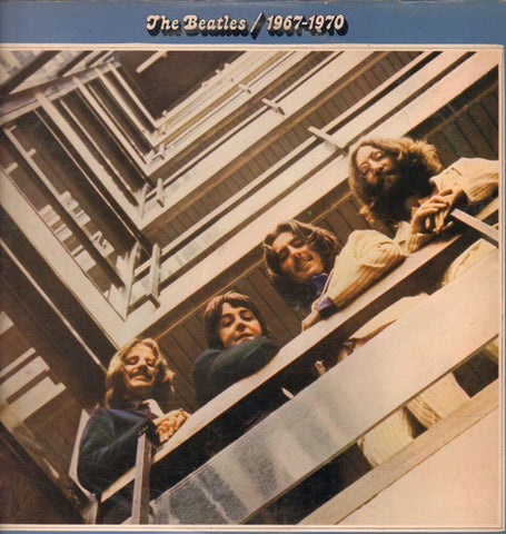 "The Beatles-1967-1970-Apple-2x12"" Vinyl LP Gatefold"