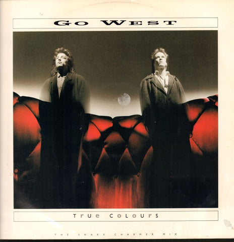 "Go West-True Colours-Chrysalis-12"" Vinyl"