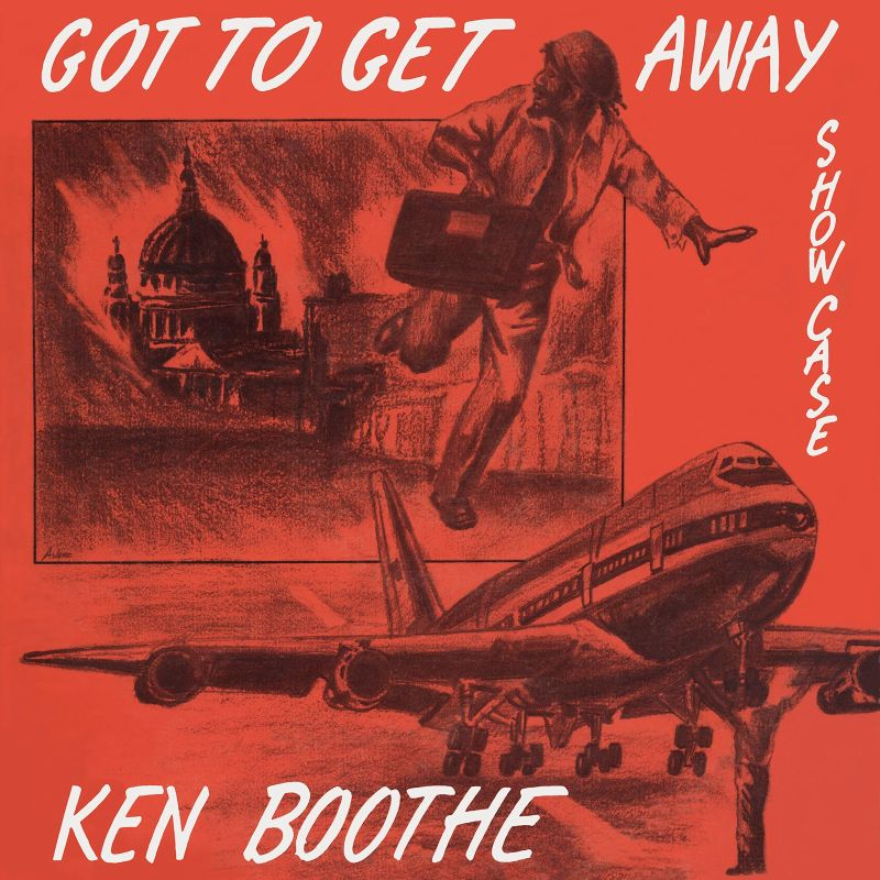 Got to Get Away-Burning Sounds-Vinyl LP