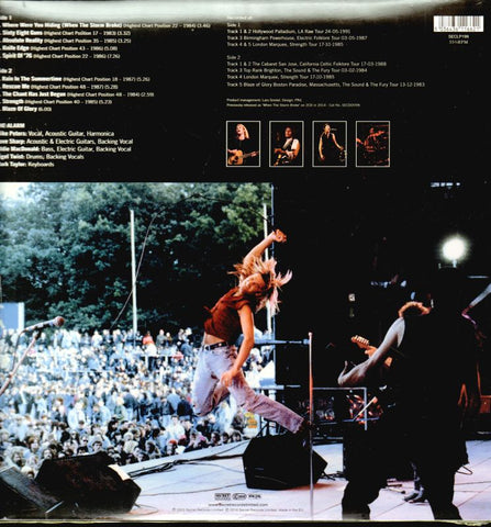 Best Of Live-Secret-Vinyl LP-M/M