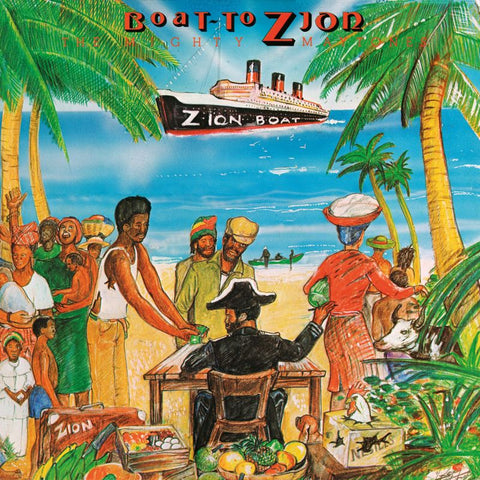 Boat To Zion-Burning Sounds-Vinyl LP