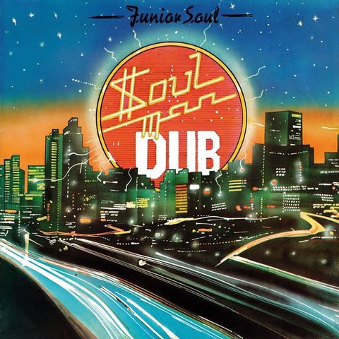 Soul Man Dub-Burning Sounds-Vinyl LP