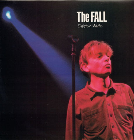 The Fall-Sinister Waltz-Receiver-Vinyl LP