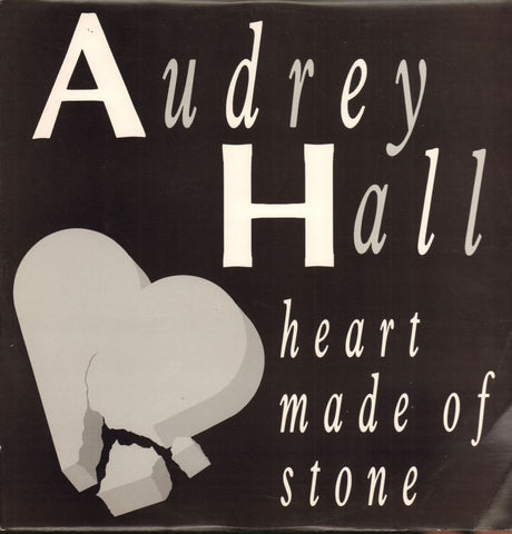 "Audrey Hall-Heart Made Of Stone-Trojan-12"" Vinyl P/S"