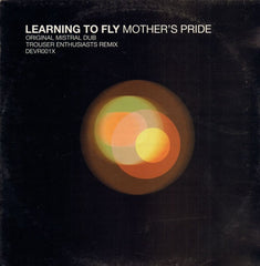 "Mother's Pride-Learning To Fly-Devolution-12"" Vinyl-VG+/NM+"