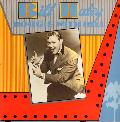 Bill Haley-Boogie With Bill-Topline-Vinyl LP