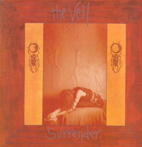 The Veil-Surrender-Clay-Vinyl LP