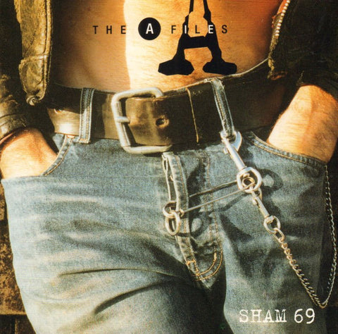 Sham 69-The A Files-Scratch-CD Album