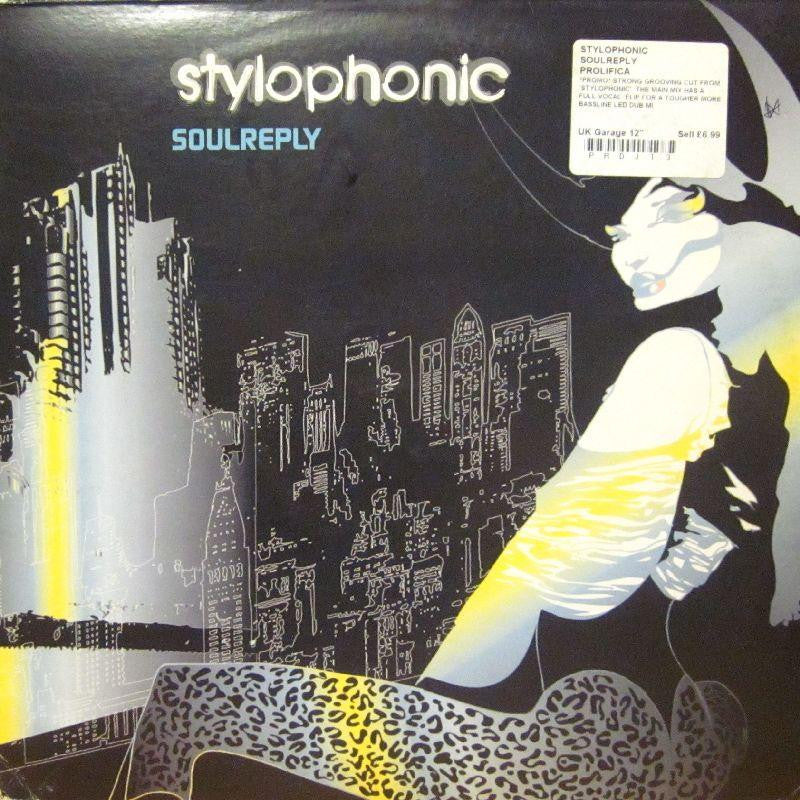"Soul Reply-Stylophonic -Prolifica-12"" Vinyl"