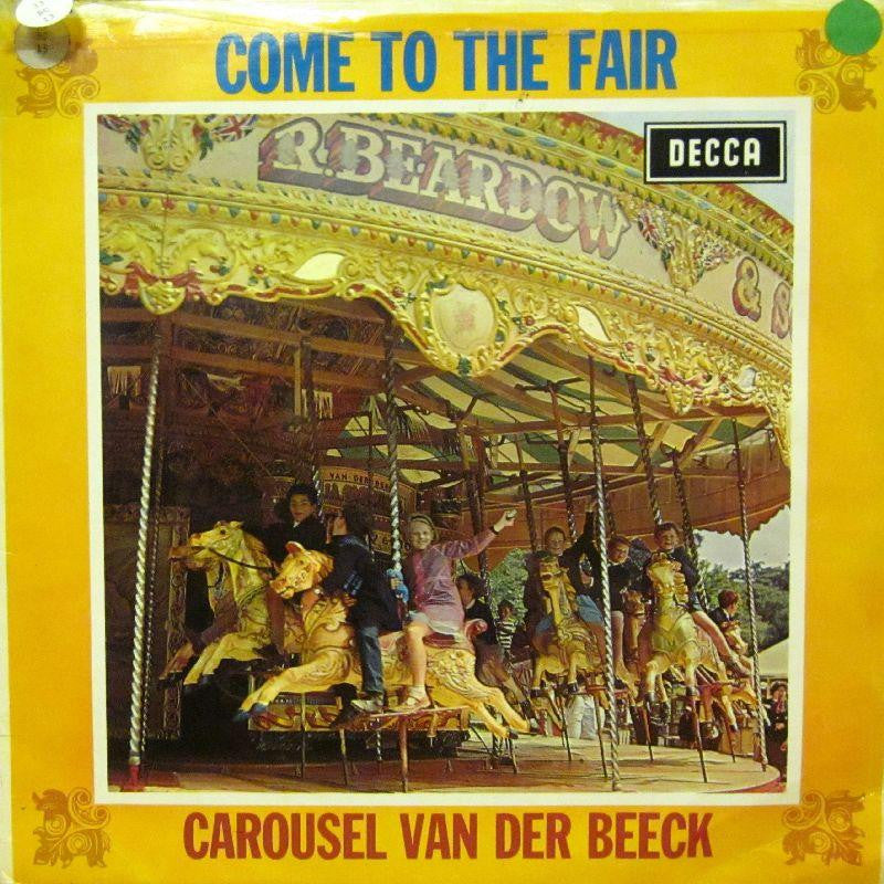 Carousel Van Der Beeck-Come To The Fair-Decca-Vinyl LP