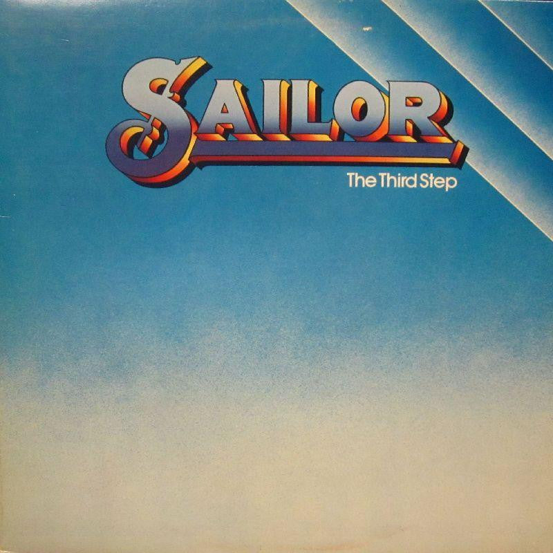 Sailor-The Third Step-Epic-Vinyl LP Gatefold