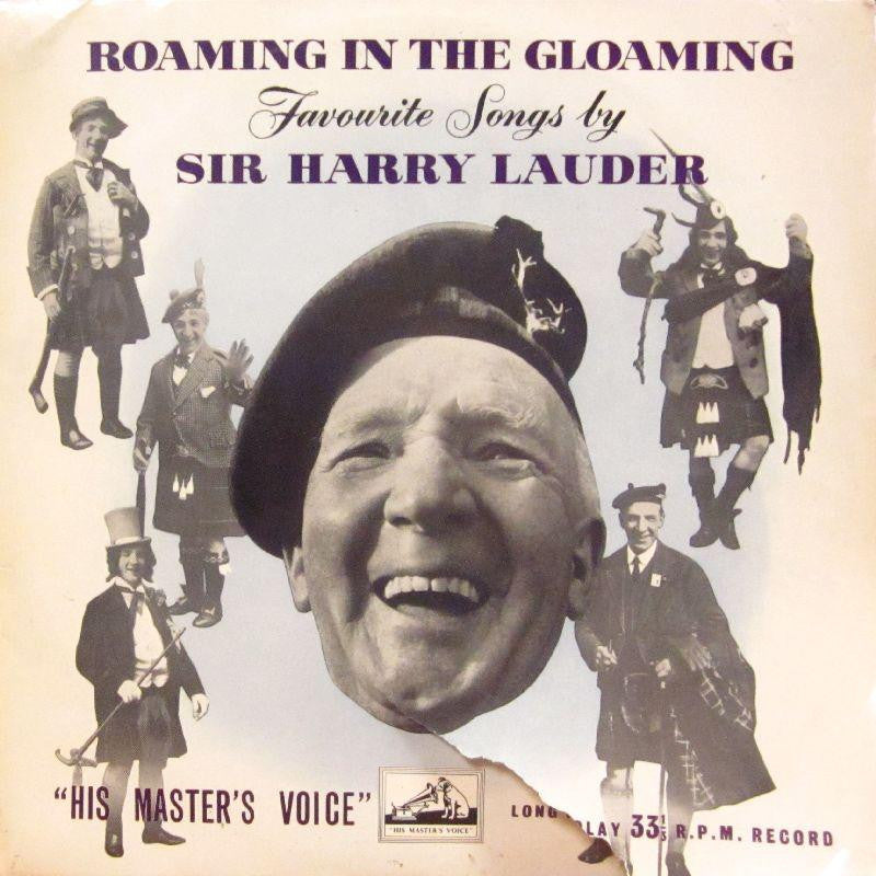 "Harry Lauder-Roaming In The Glooming-HMV-10"" Vinyl"