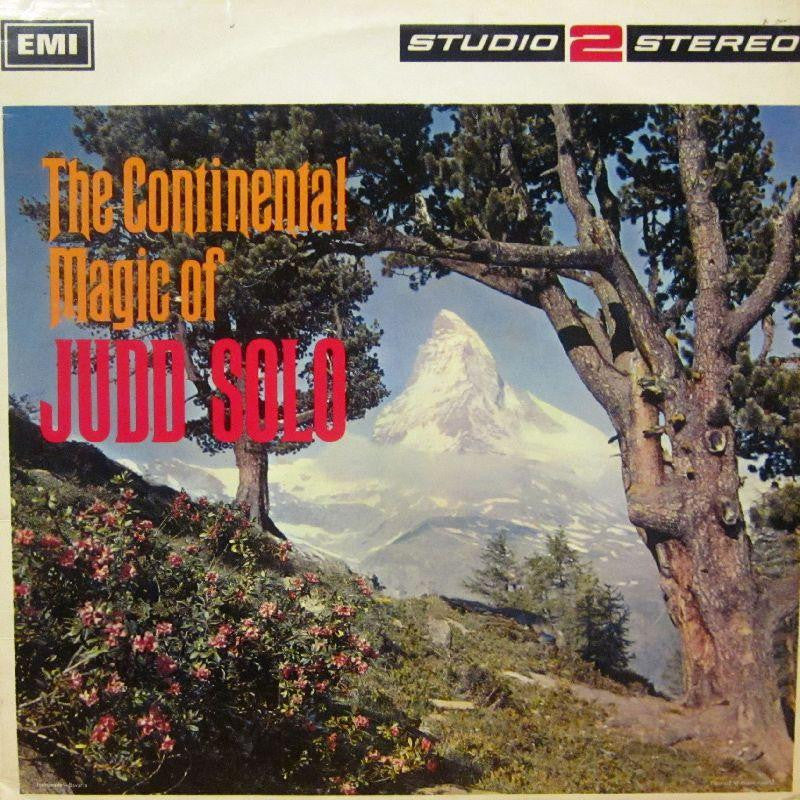 Judd Solo-The Continental Magic Of-Columbia-Vinyl LP