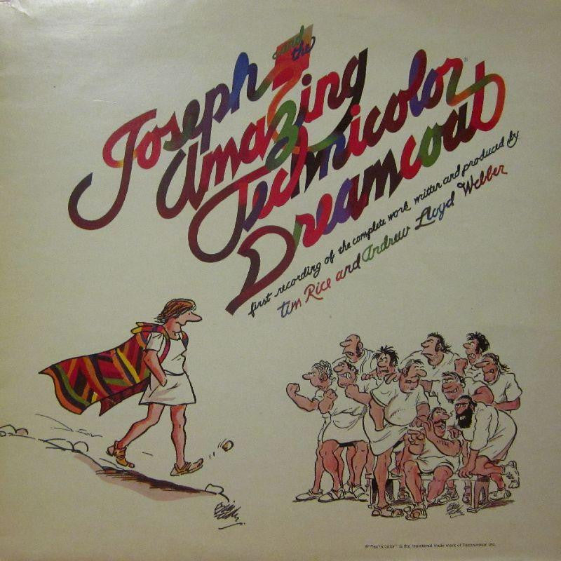 Andrew Lloyd Webber-Joseph & The Amazing Techicolor Dreamcoat-MCA-Vinyl LP