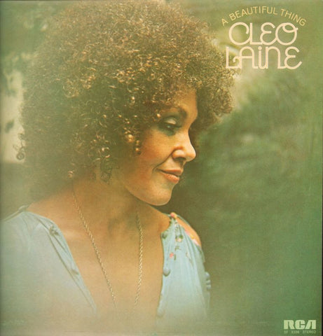 Cleo Laine-A Beautiful Thing-RCA-Vinyl LP