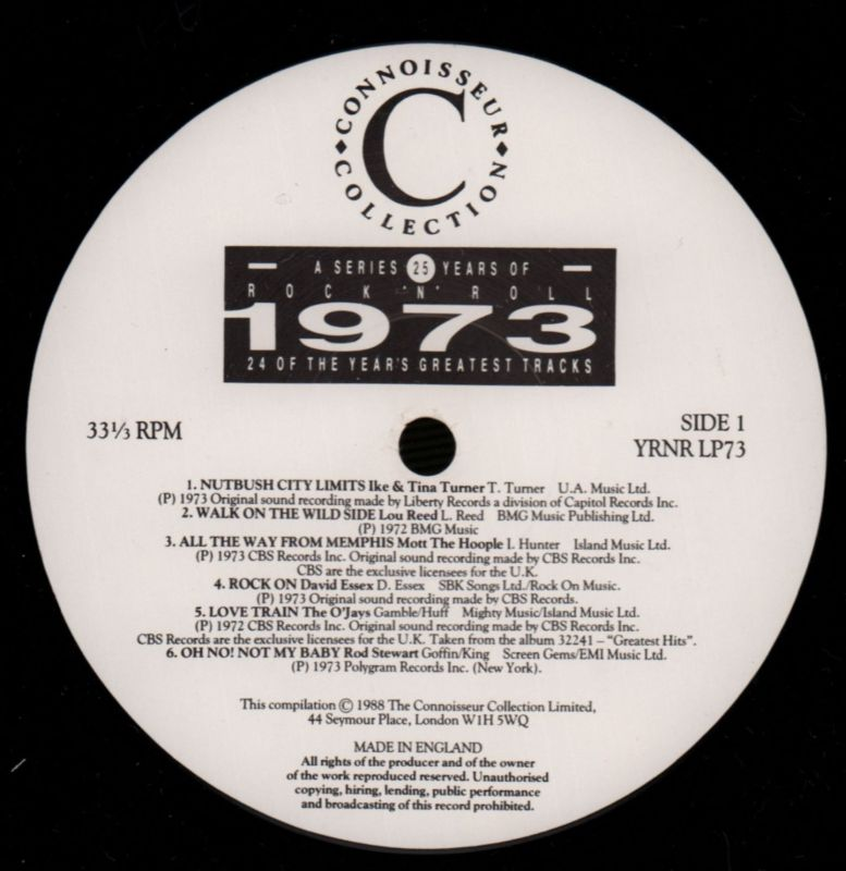 "1973-Connoissuer-2x12"" Vinyl LP Gatefold-Ex/Ex+"