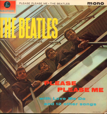 Please Please Me-Parlophone-Vinyl LP