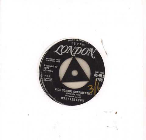 "High School Confidental-London-7"" Vinyl"
