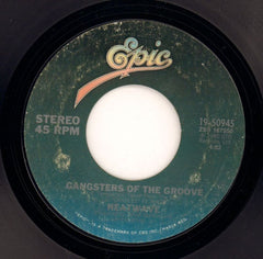 "Gangsters Of The Groove/ Find Someone Like You-Epic-7"" Vinyl"