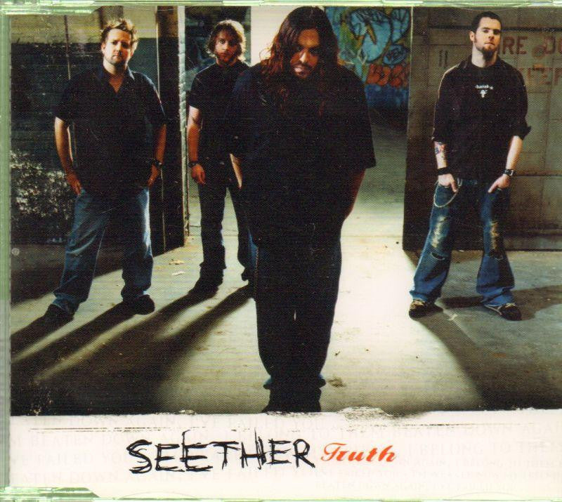 Seether-Truth-CD Album
