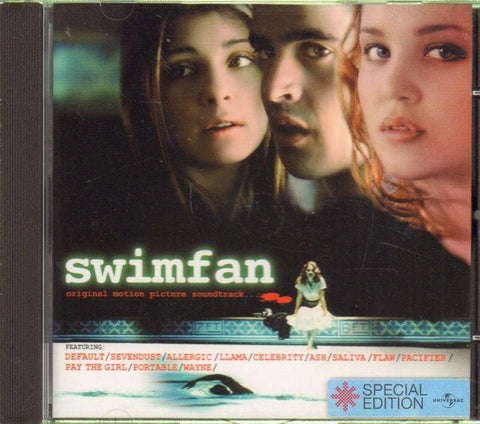 Various OST-Swimfan-CD Album