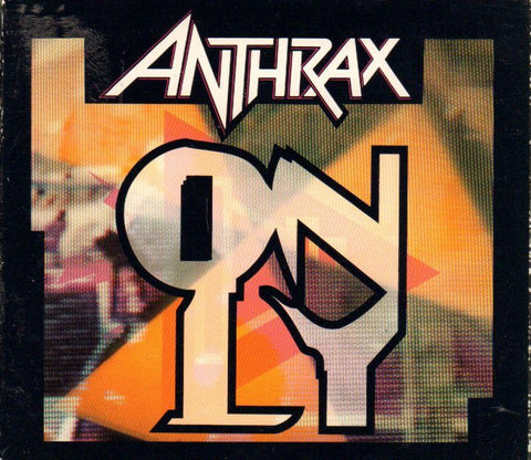 Anthrax-Only-CD Single