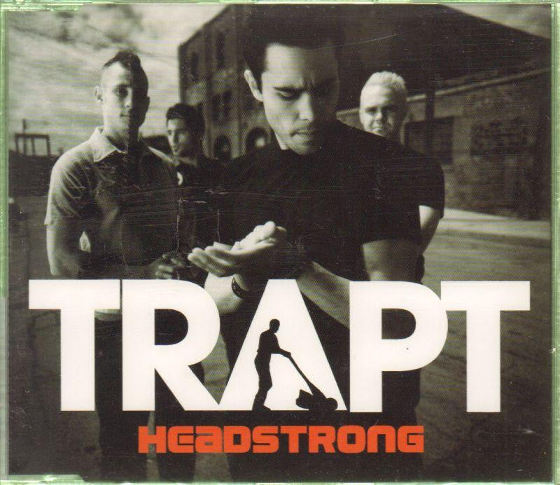 Trapt-Headstrong-CD Single