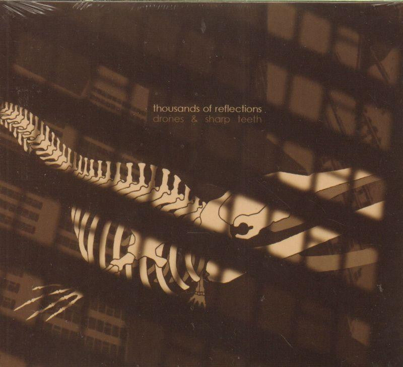 Thousands Of Reflections-Drones & Sharp Teeth-CD Single