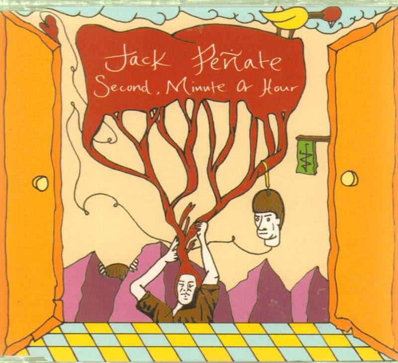 Jack Penate-Second,Minute Or Hour-CD Single