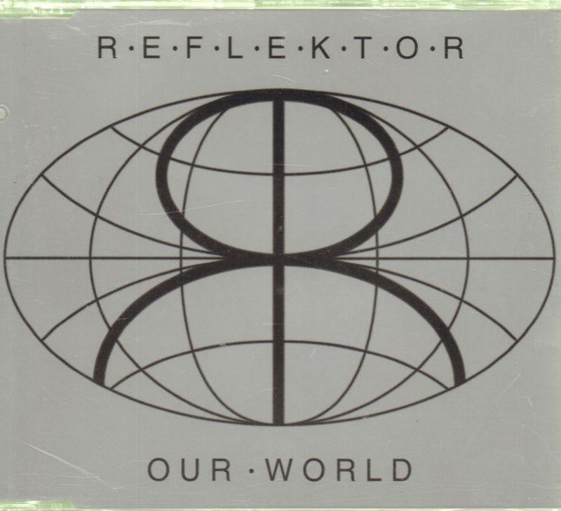 Reflektor-Our World-CD Single
