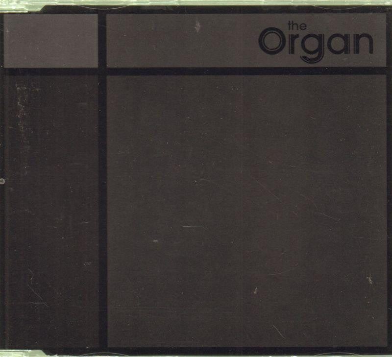 Organ-Brother-CD Single