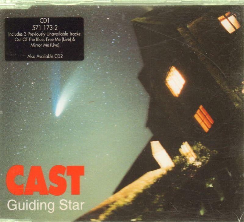 Cast-Guiding Star CD1-CD Single