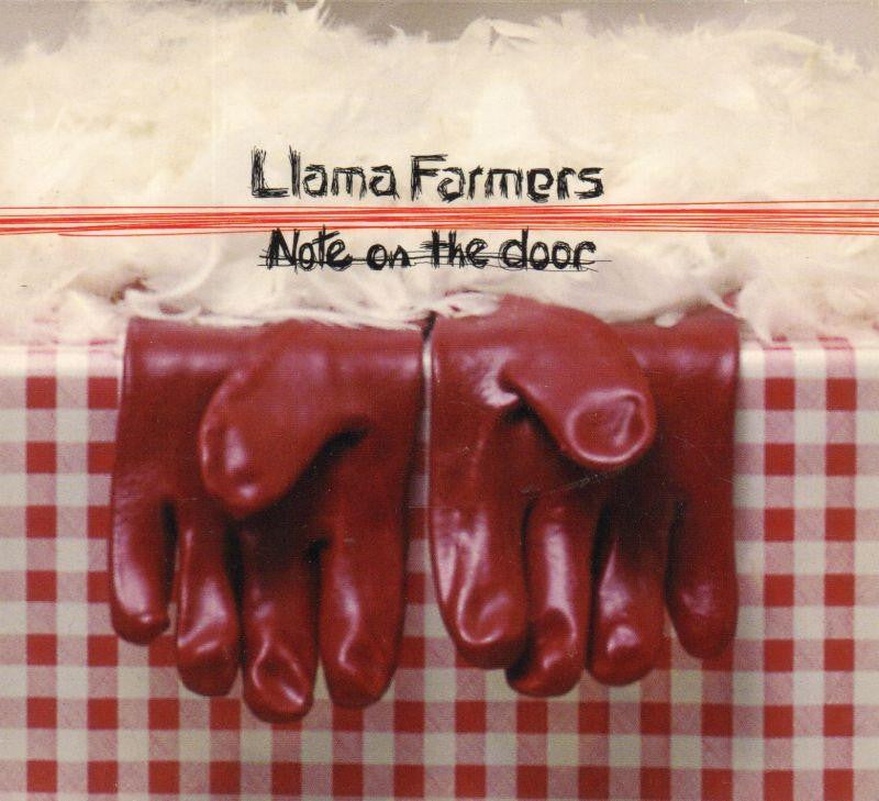Llama Farmers-Note On The Door-CD Album