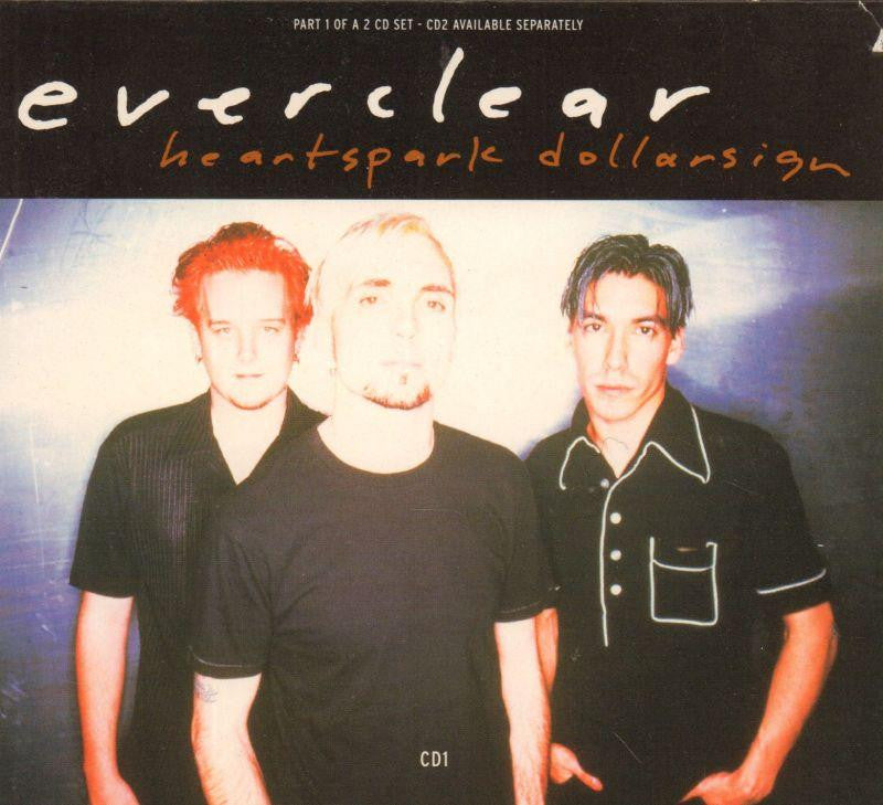 Everclear-Heartspark Dollar Sign-CD Album