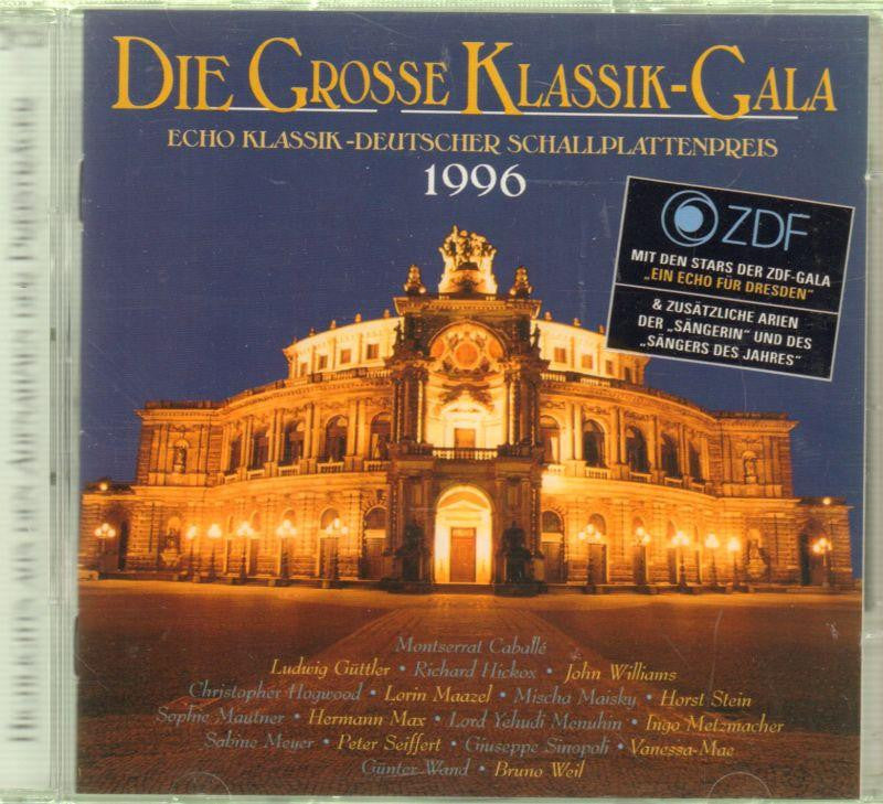 Various Classical-Die Grosse Klassik-Gala-2CD Album