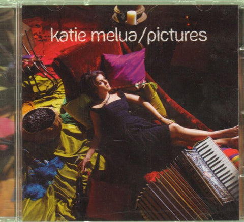 Katie Melua-Pictures-CD Album