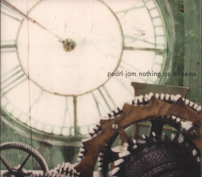 Pearl Jam-Nothing As It Seems-CD Single